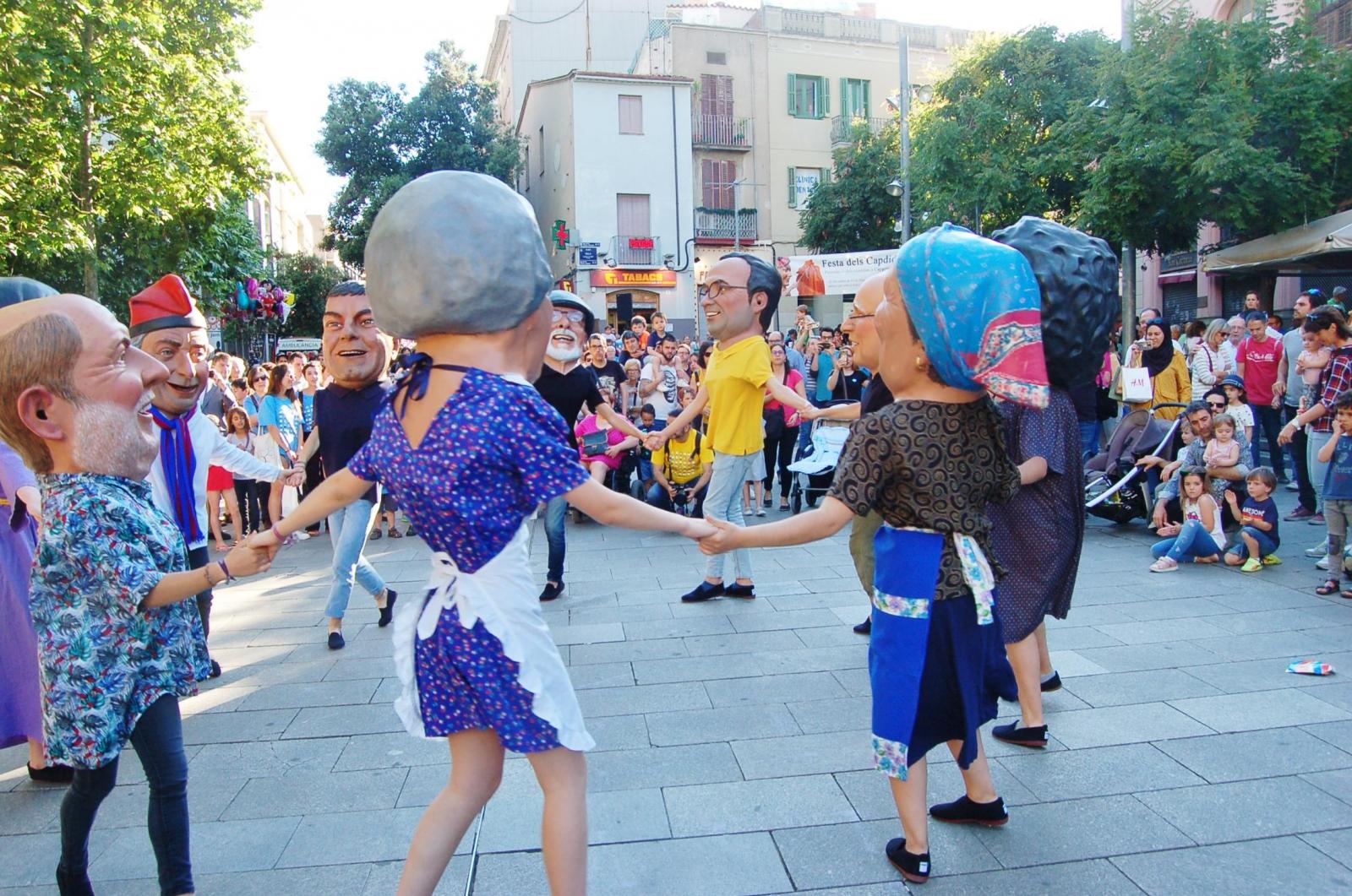 La gran festa dels Capgrossos de Terrassa