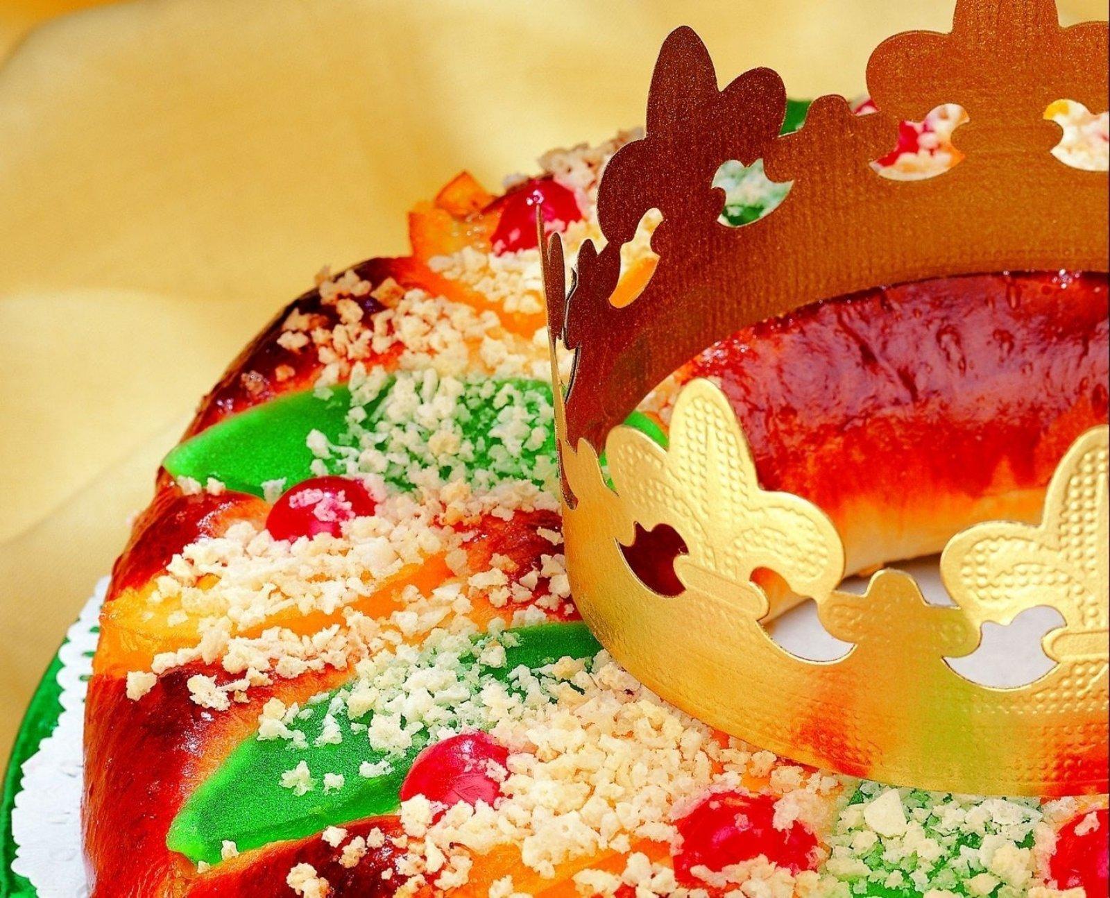 Un tortell de Reis