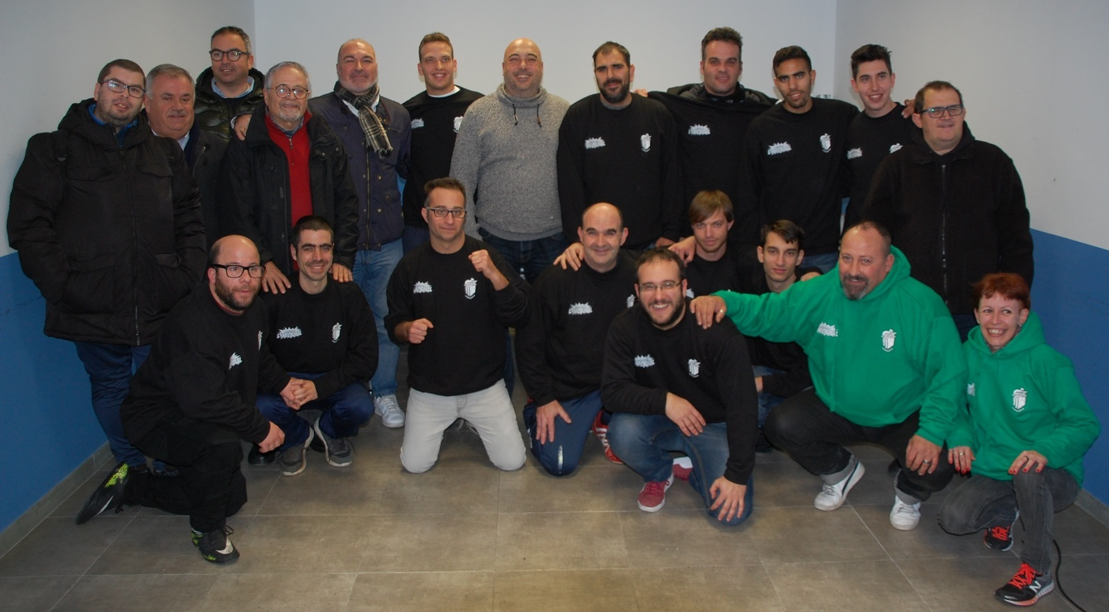El San Cristóbal creaun equip inclusiu amb jugadors amb capacitats diverses