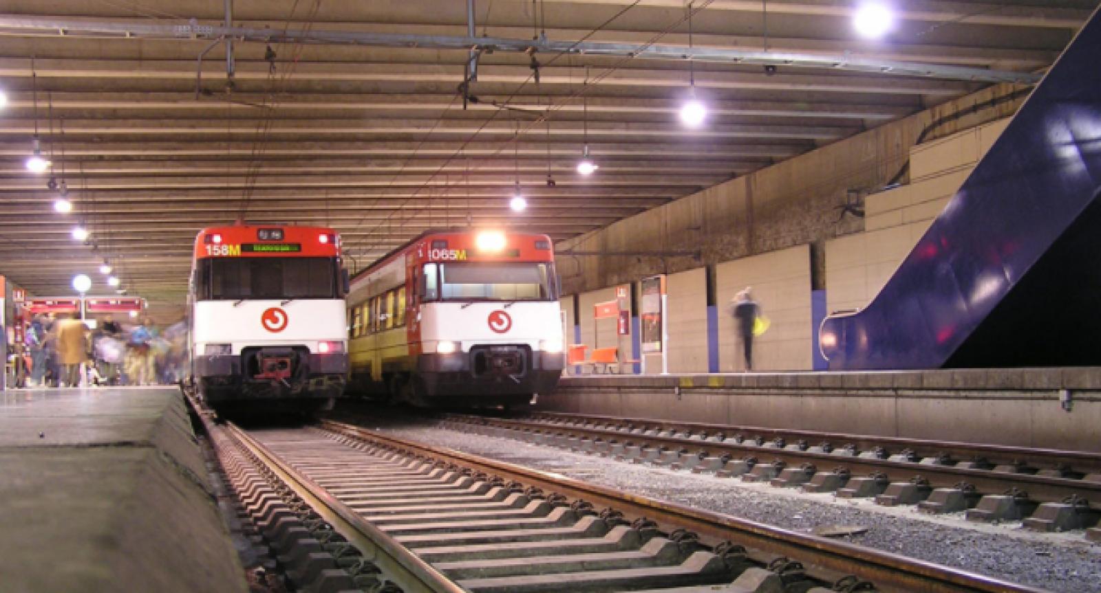 Estació de Terrassa Nord de Renfe