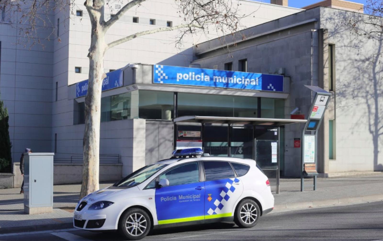 Comissaria de la Policia Municipal de Terrassa