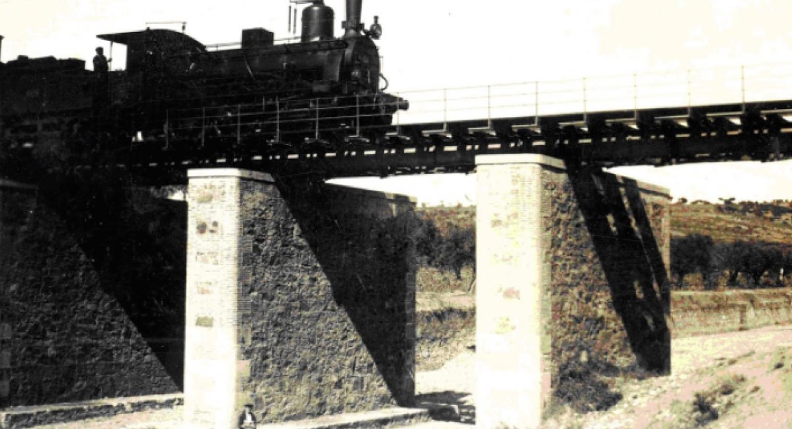 Pont de Renfe a la Rambla