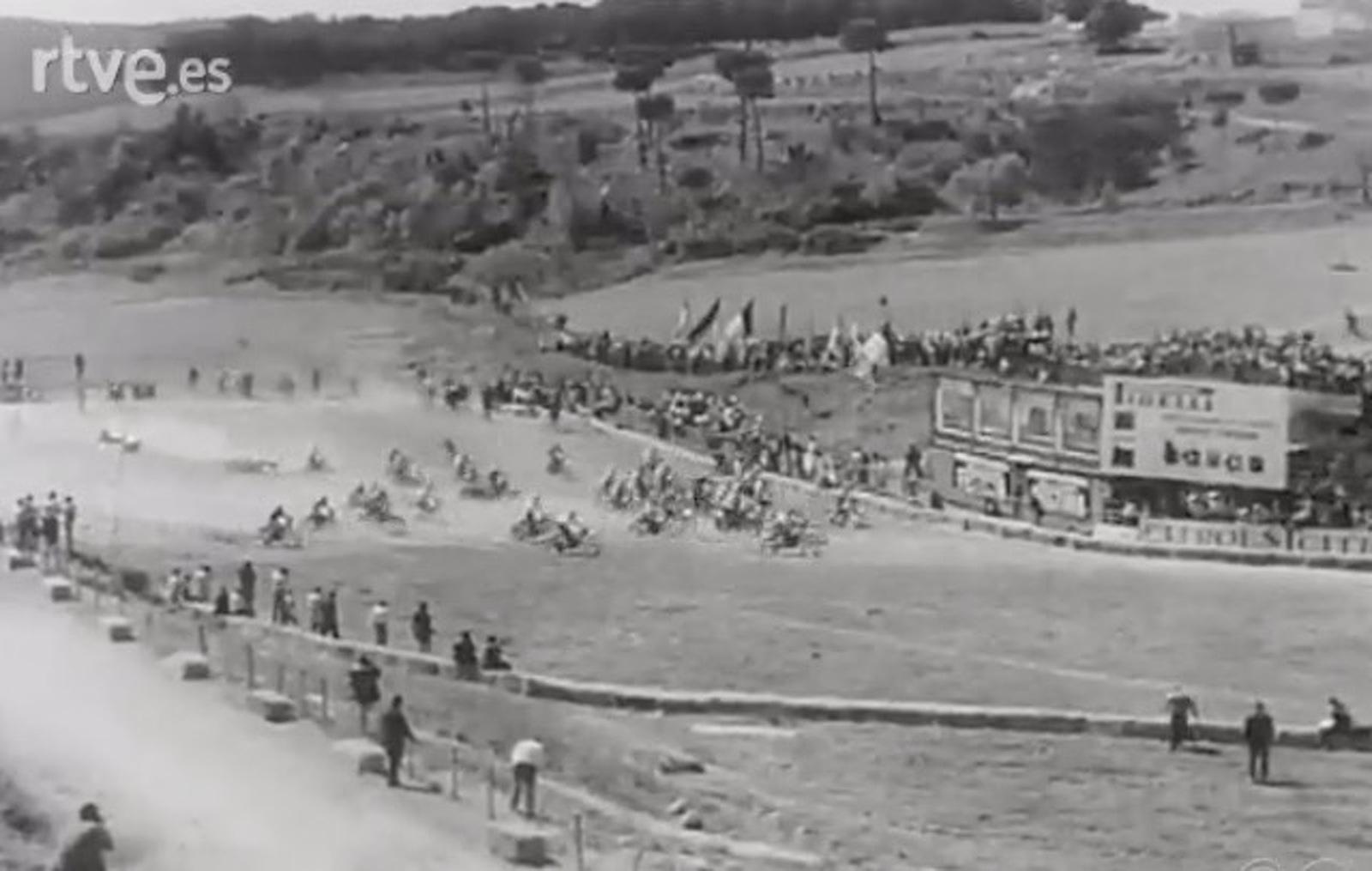 El campionat del món de Motocross
