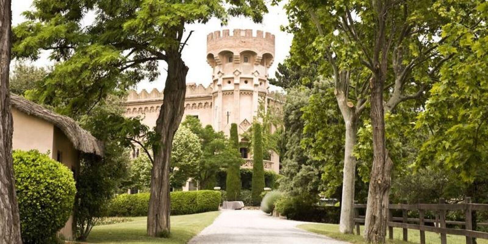 El castell de sant Marçal, des d'una altra perspectiva