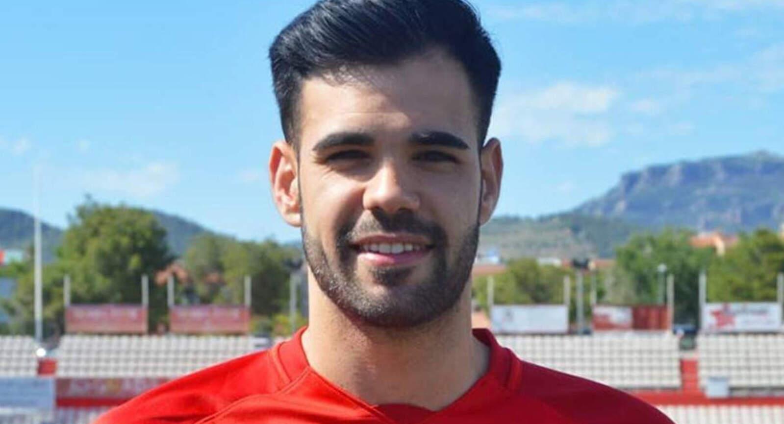 Antonio Pelegrín, fitxatge pel club egarenc