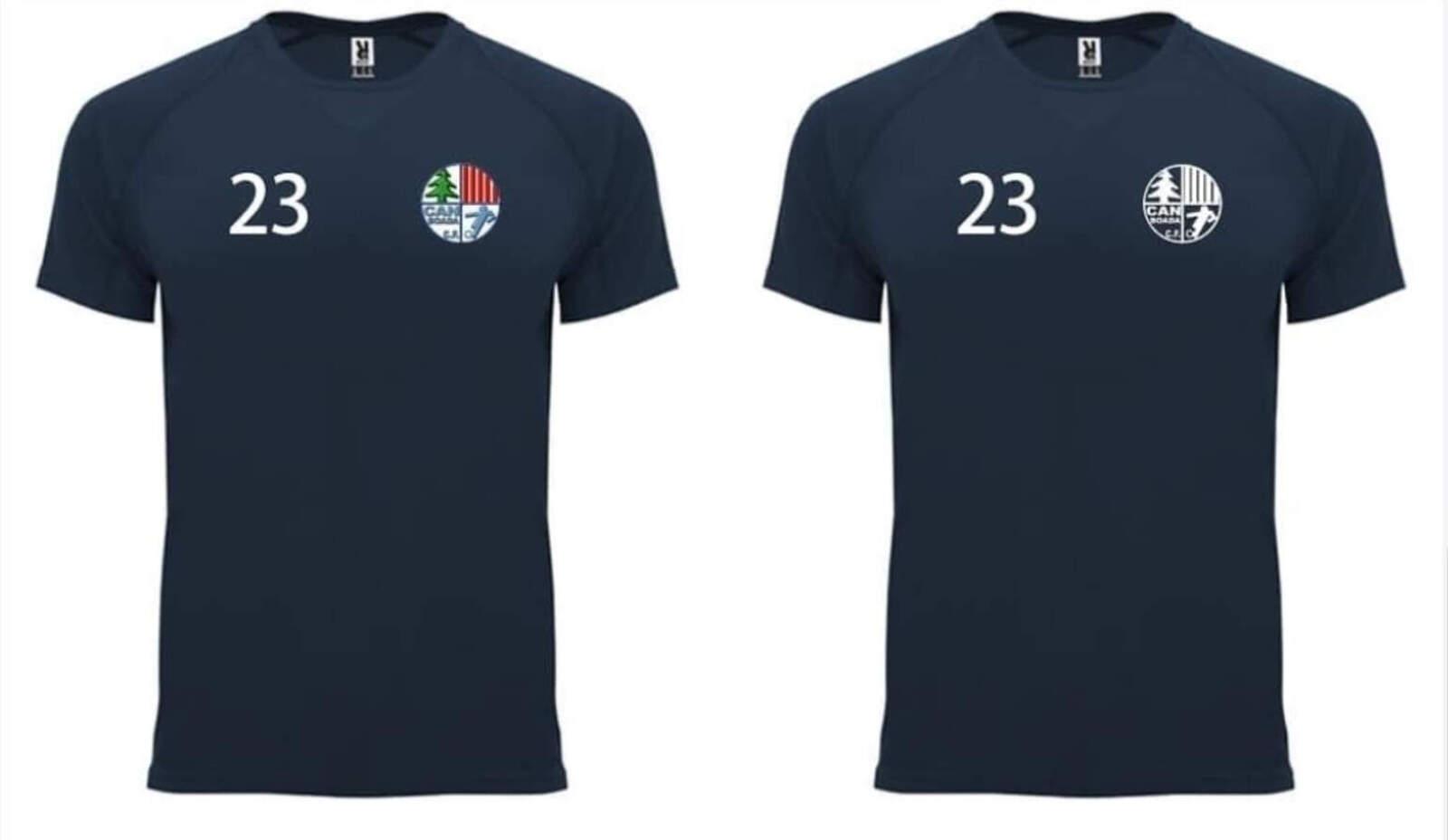 Nova samarreta per a la temporada 2020-21