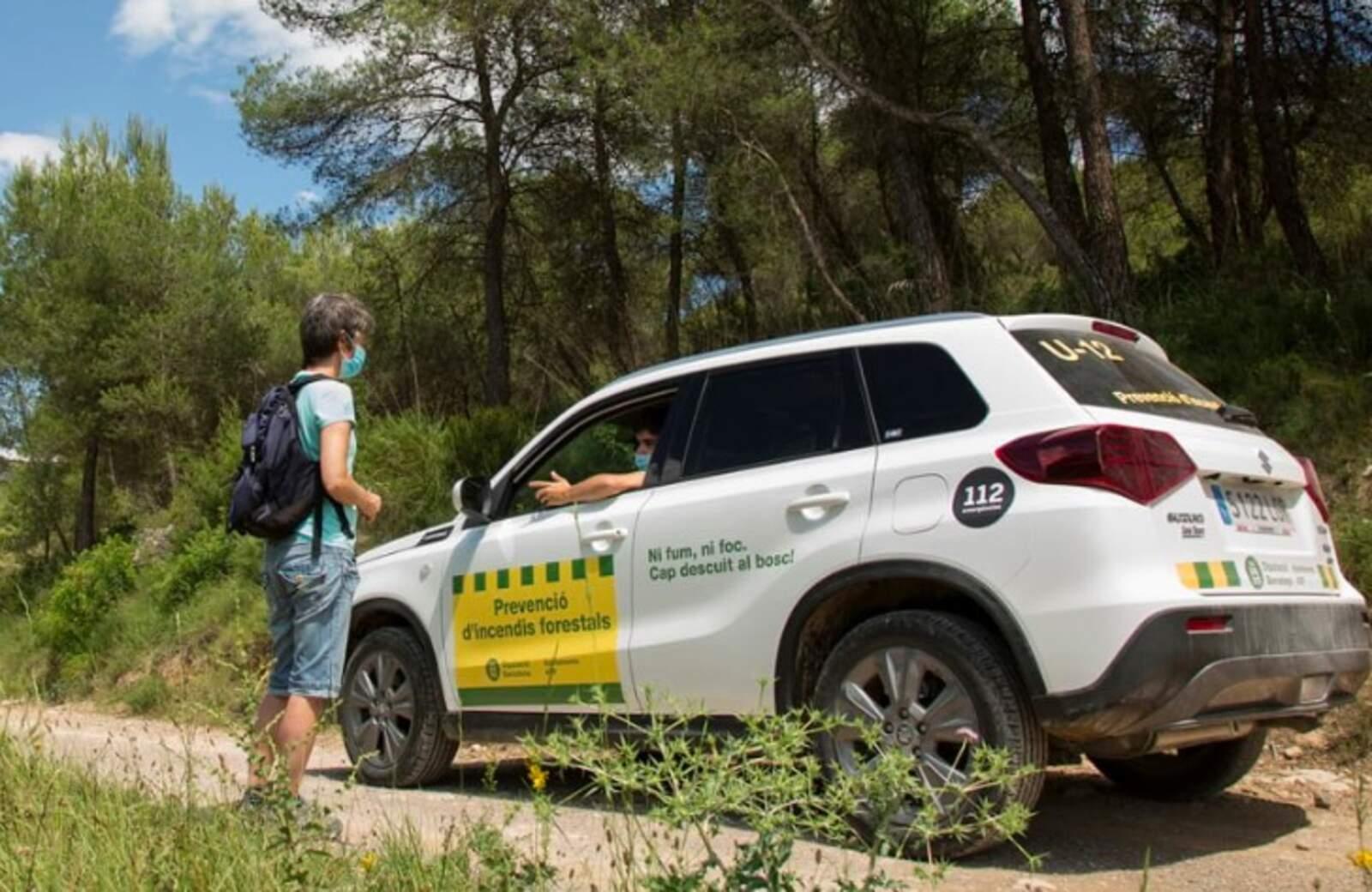 Pla d'informació i prevenció d'incendis forestals (PVI) 2020