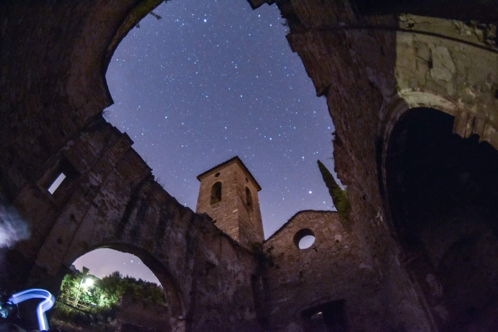 Aquests dies s'ha de mirar al cel per veure les llàgrimes de Sant Llorenç