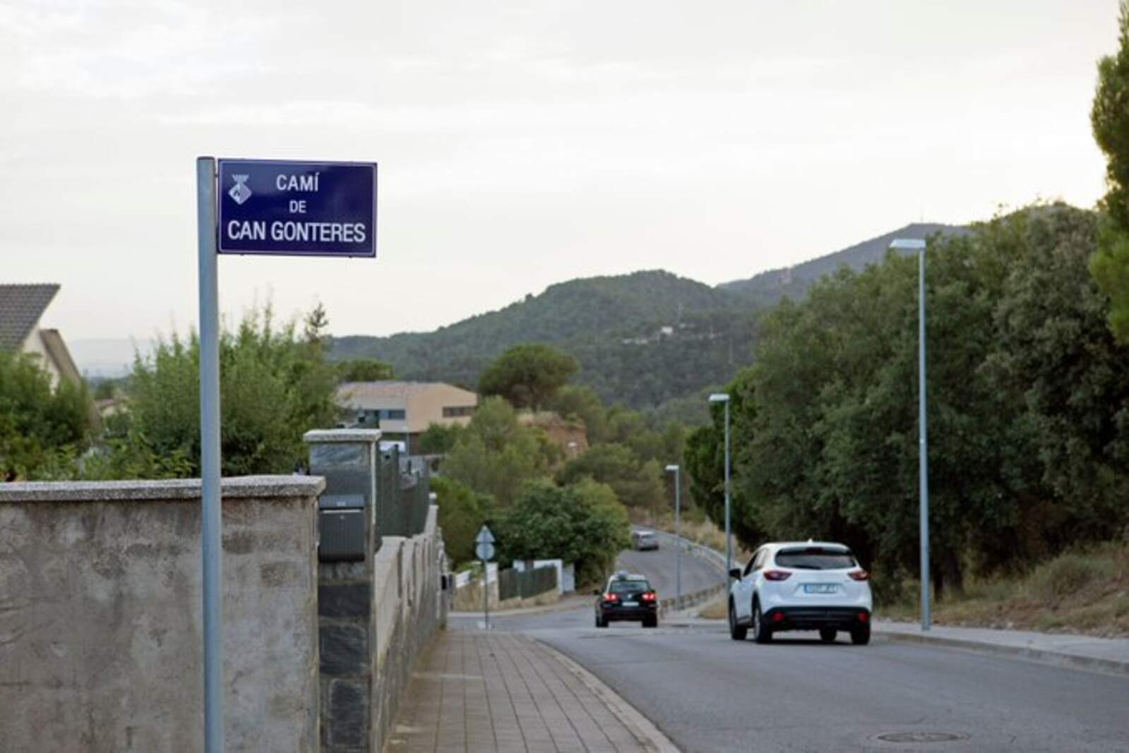 Camí de Can Gonteres a Terrassa