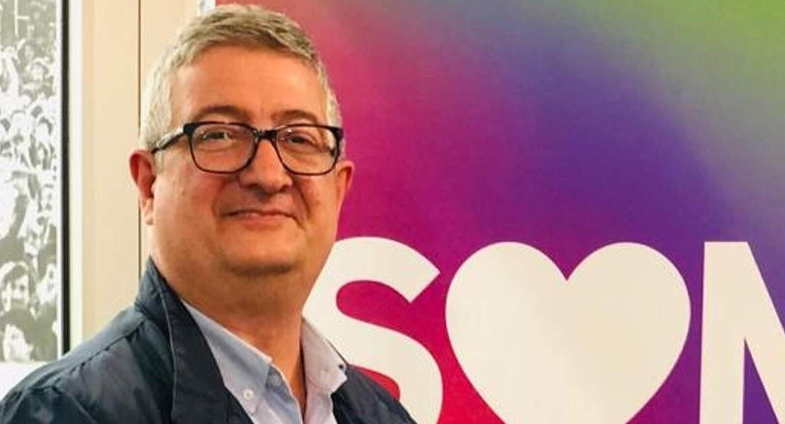Txetxu Sanz és candidat a primer secretari del PSC