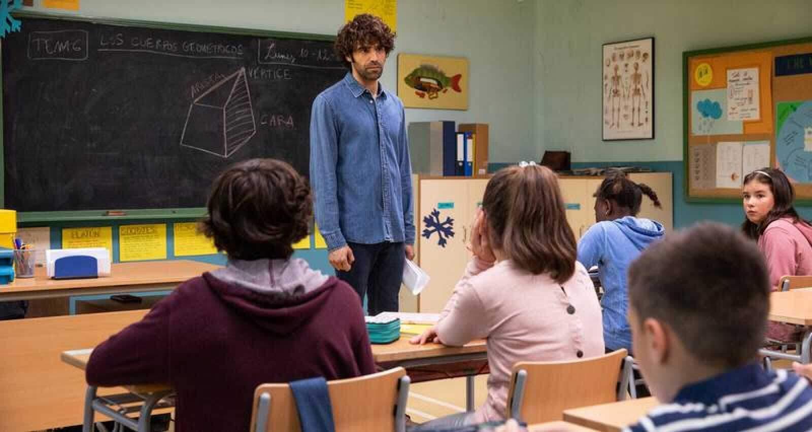 Fotograma de la pel·lícula Uno para todos