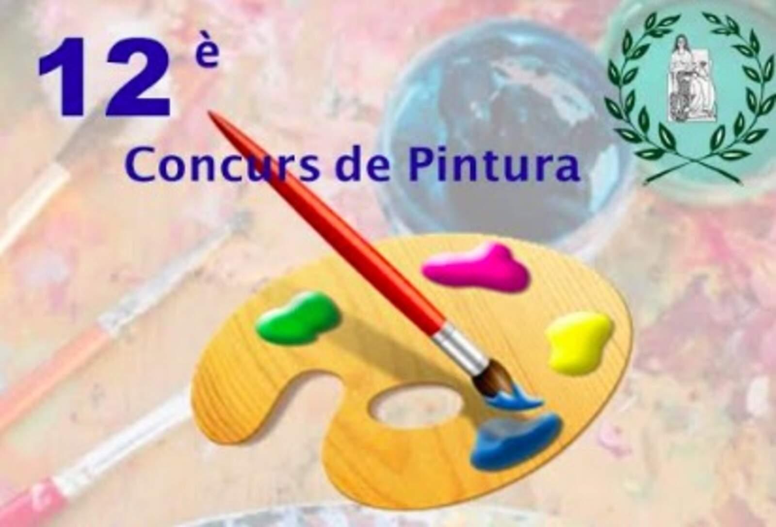 12è concurs de pintura