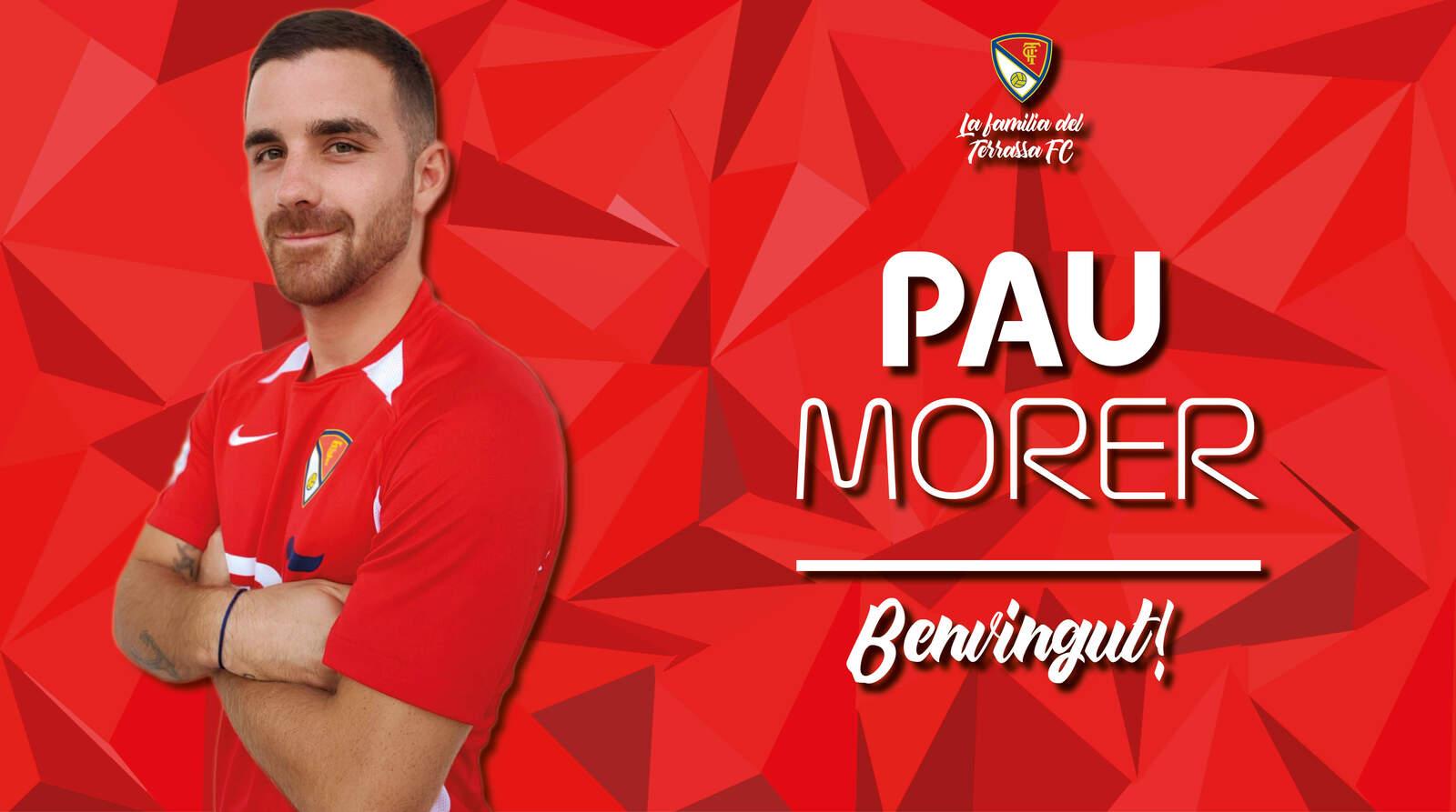 Pau Morer Vicente