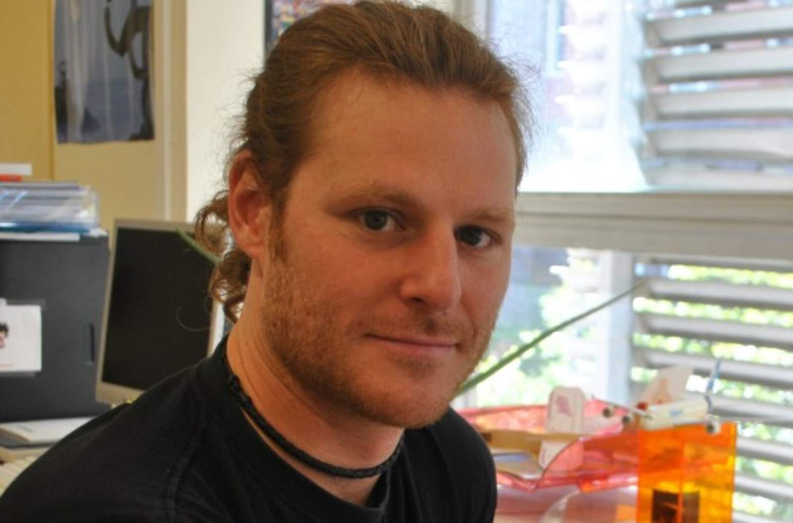 El professor de l'ESEIAAT i un dels autors del projecte Nüwa, Miquel Sureda