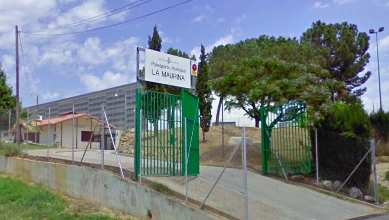 Poliesportiu de La Maurina