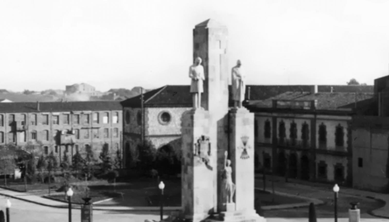 Monument als Caiguts