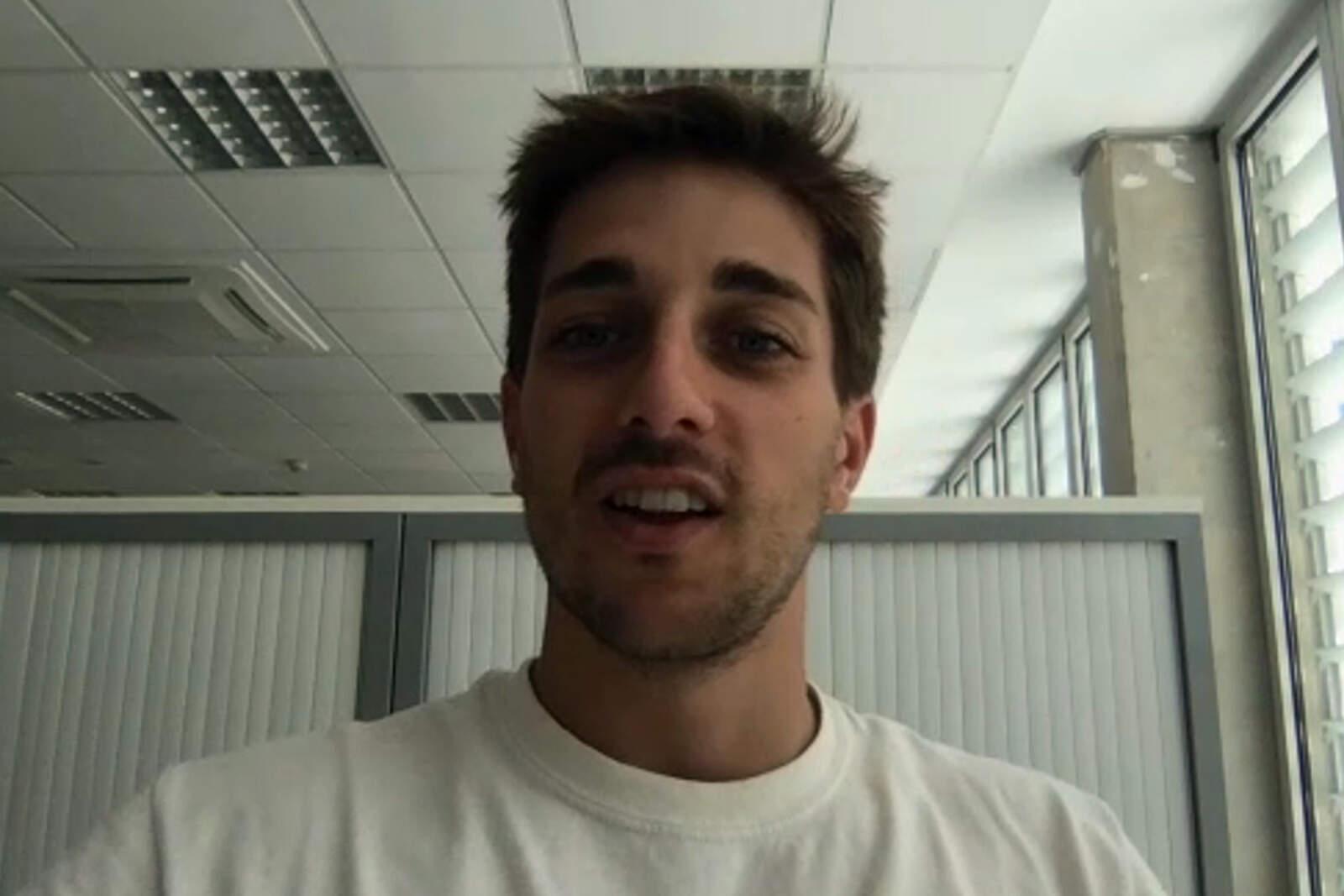 Pau Molas, un investigador de 25 anys de Ripoll format a Terrassa