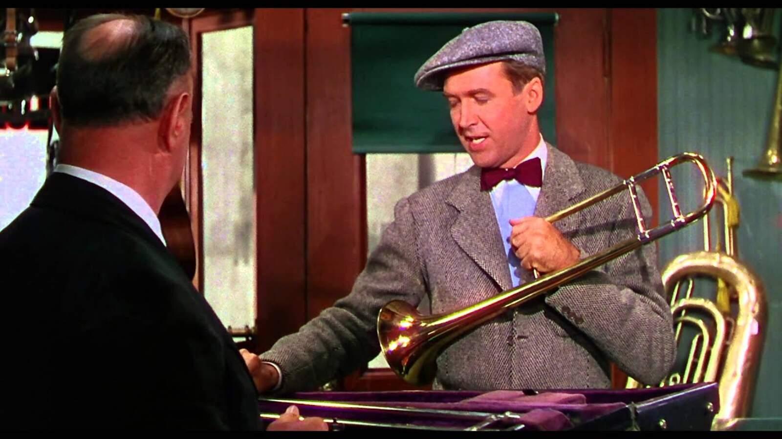 Fotograma de la pel·lícula Música y lágrimas
