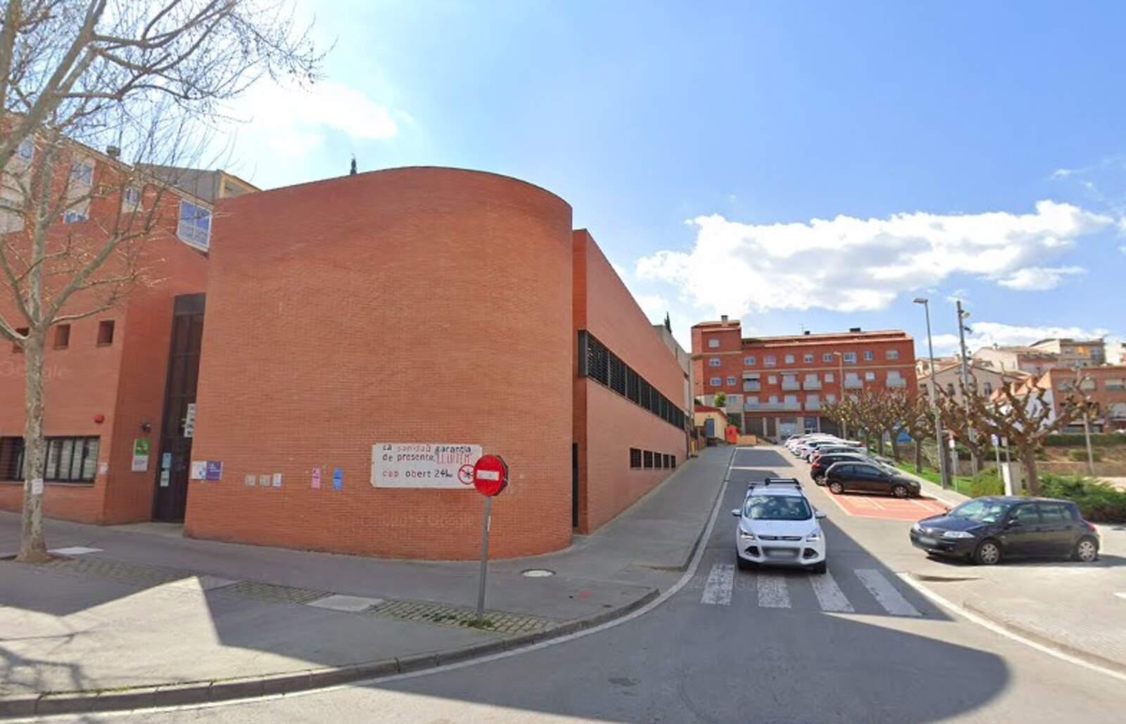 El CAP Dr Planas de Castellbisbal