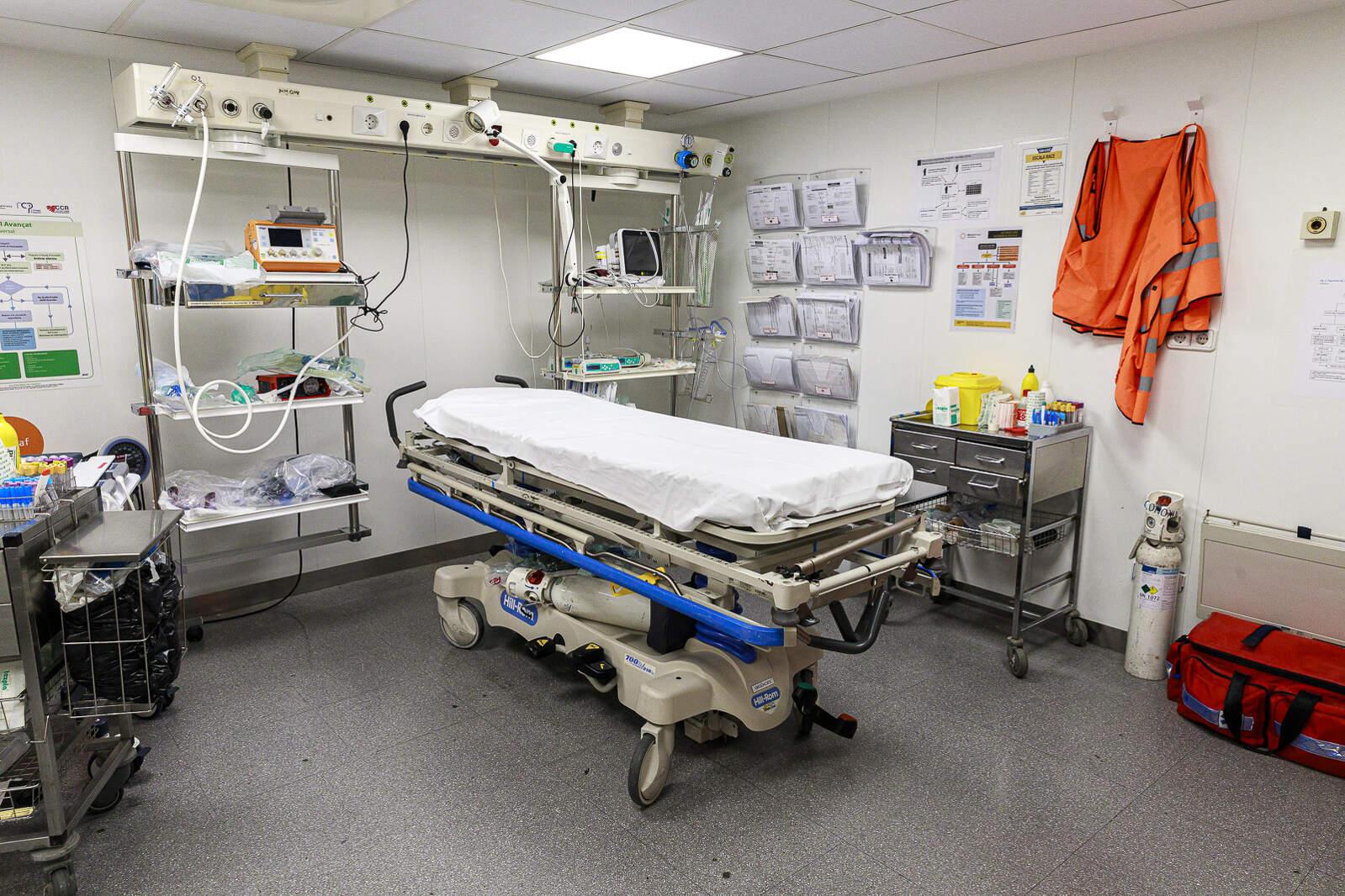 Mútua Terrassa i el dia a dia d'un hospital bolcat contra la Covid-19
