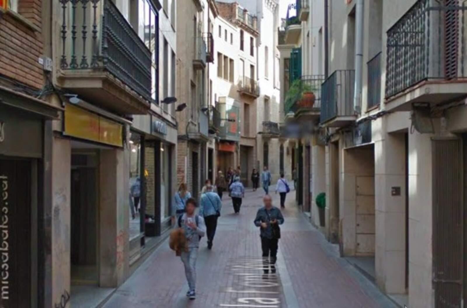 carrer Font Vella de Terrassa