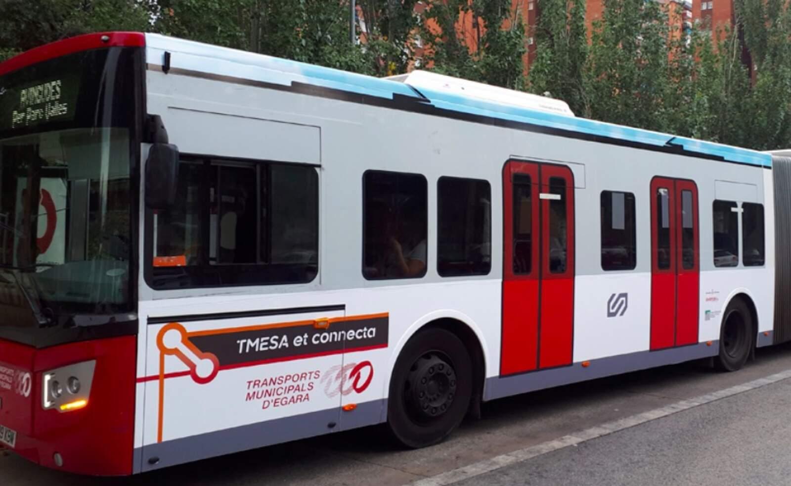 Vehicle de TMESA
