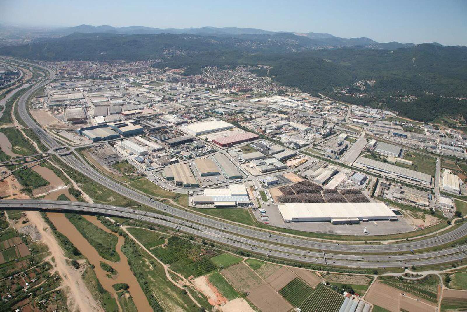 Polígon industrial de Castellbisbal