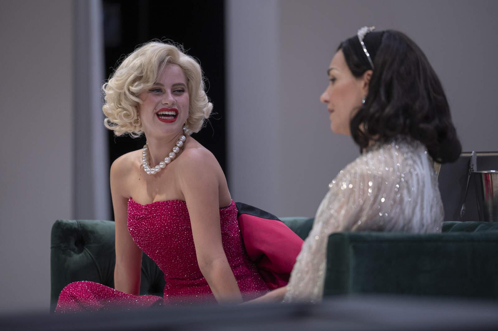 Imatge de l'espectacle Monroe-Lamarr