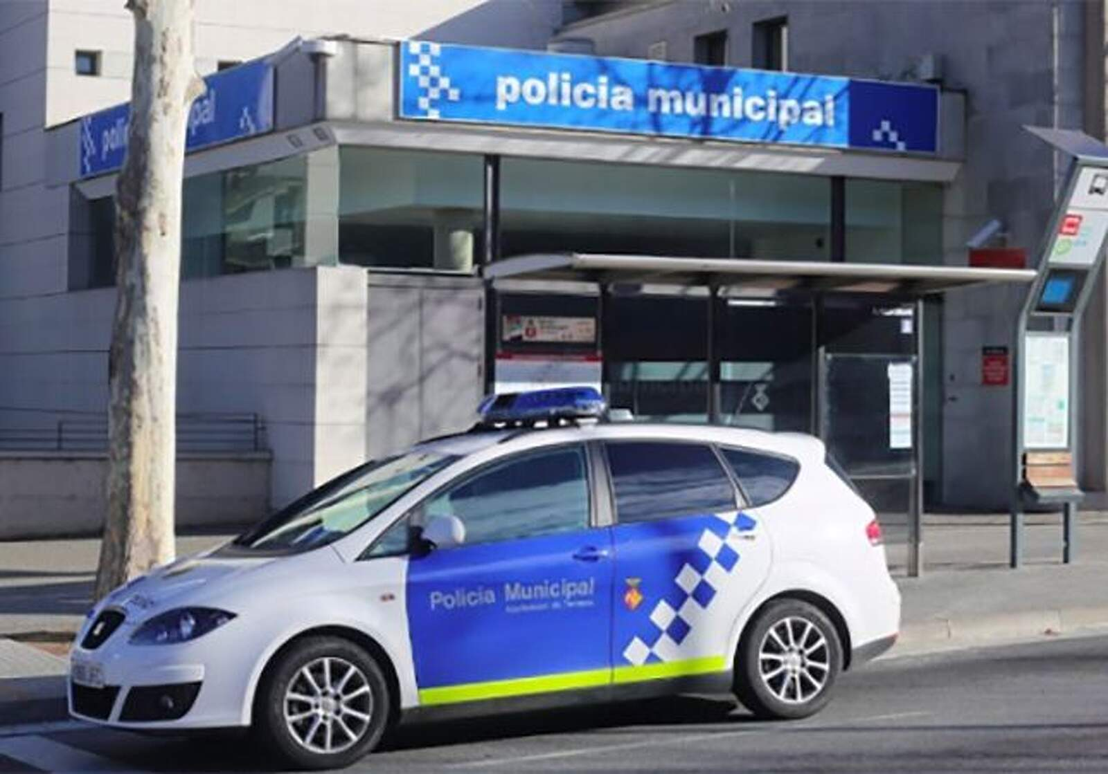 Comissaria de la policia de Terrassa