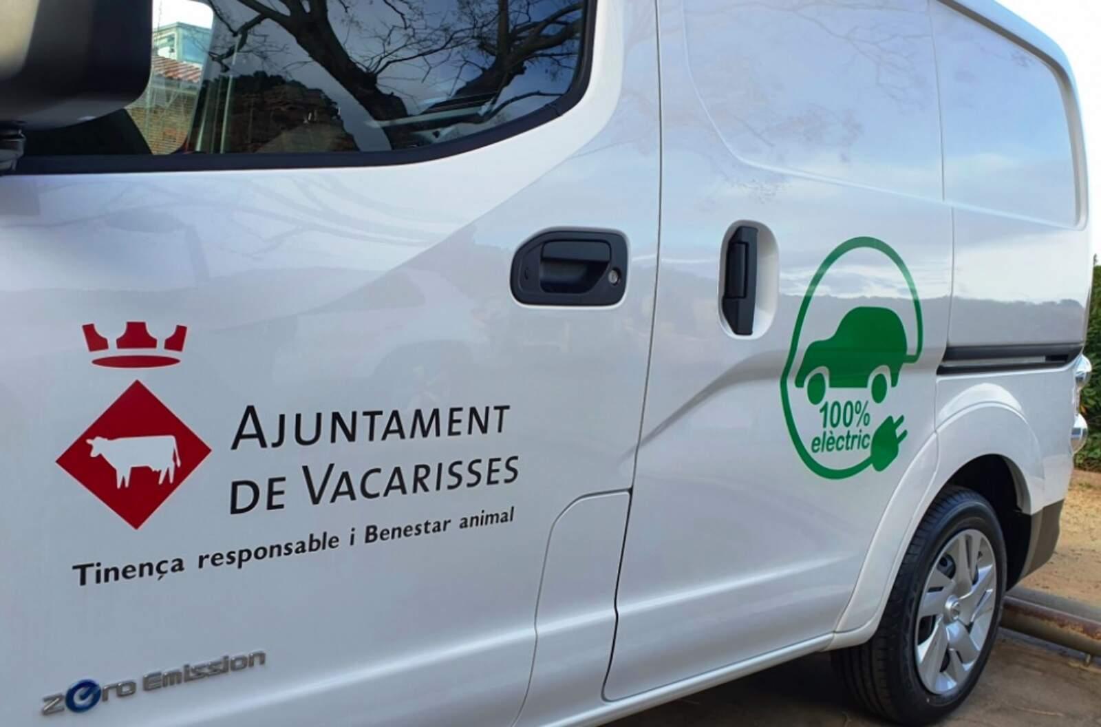 Vehicle per al transport d'animals perduts o abandonats