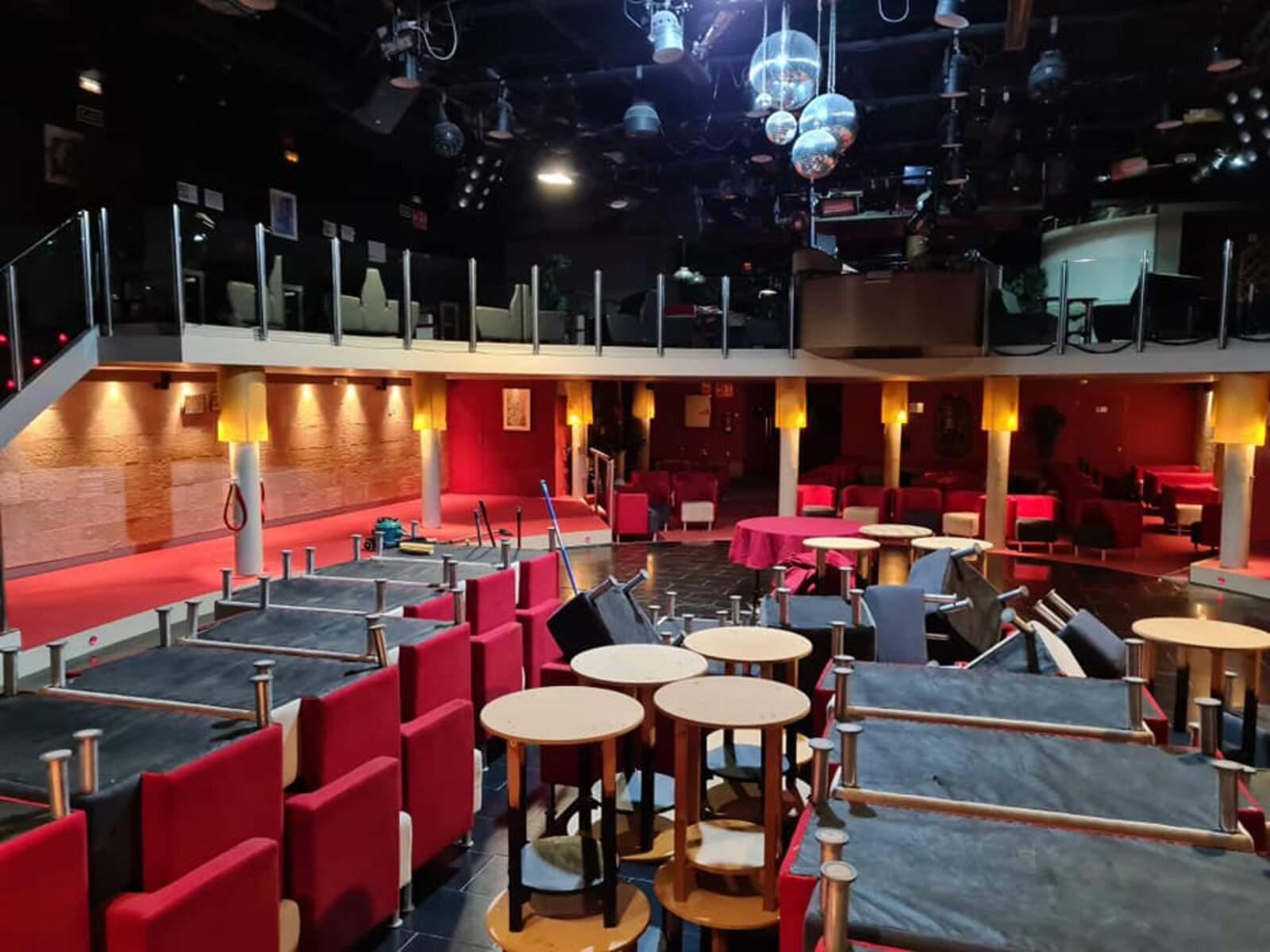La Sala de Festes Fred Astaire porta des del març sense poder obrir