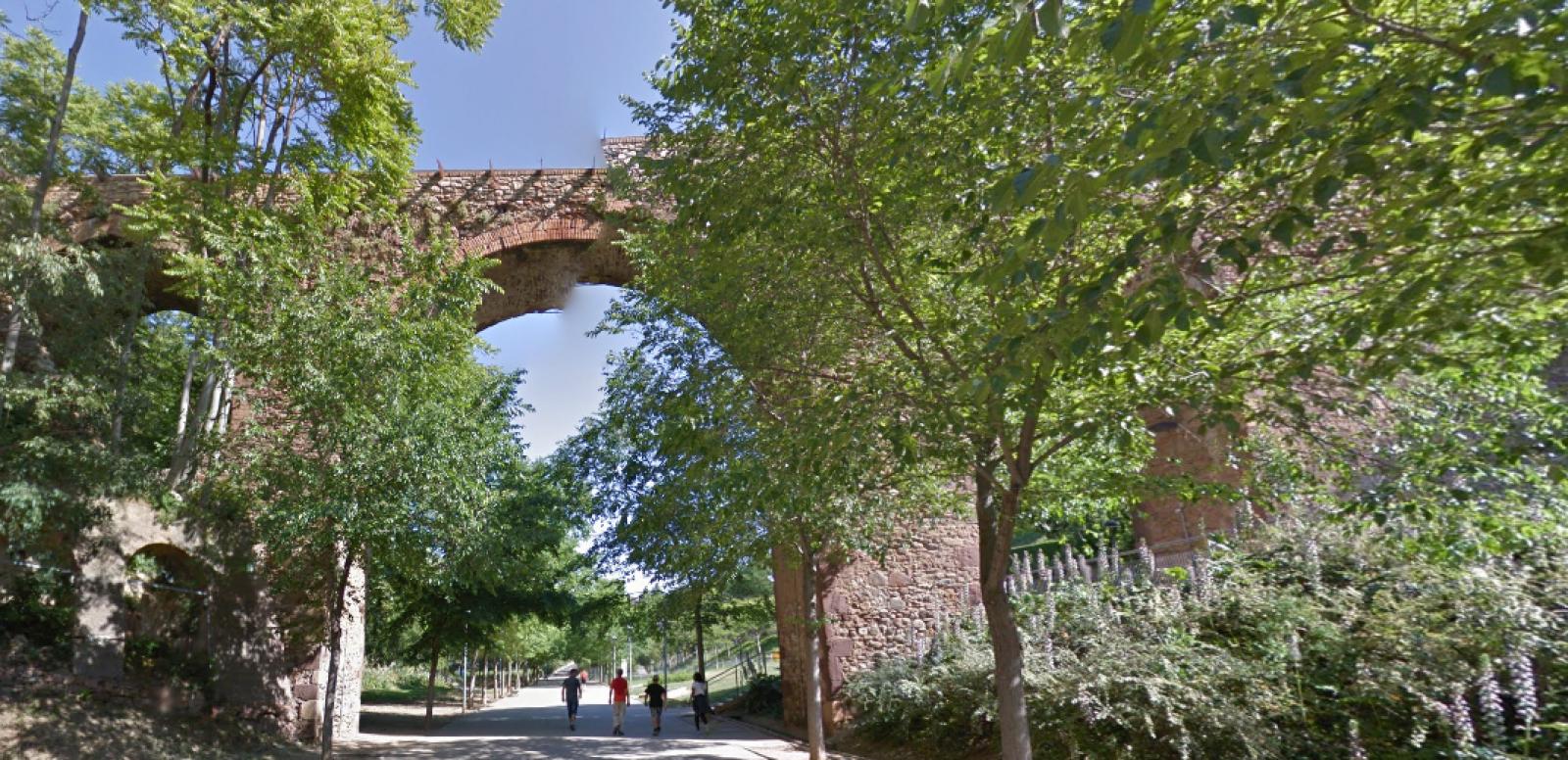 pont de Sant Pere de Terrassa