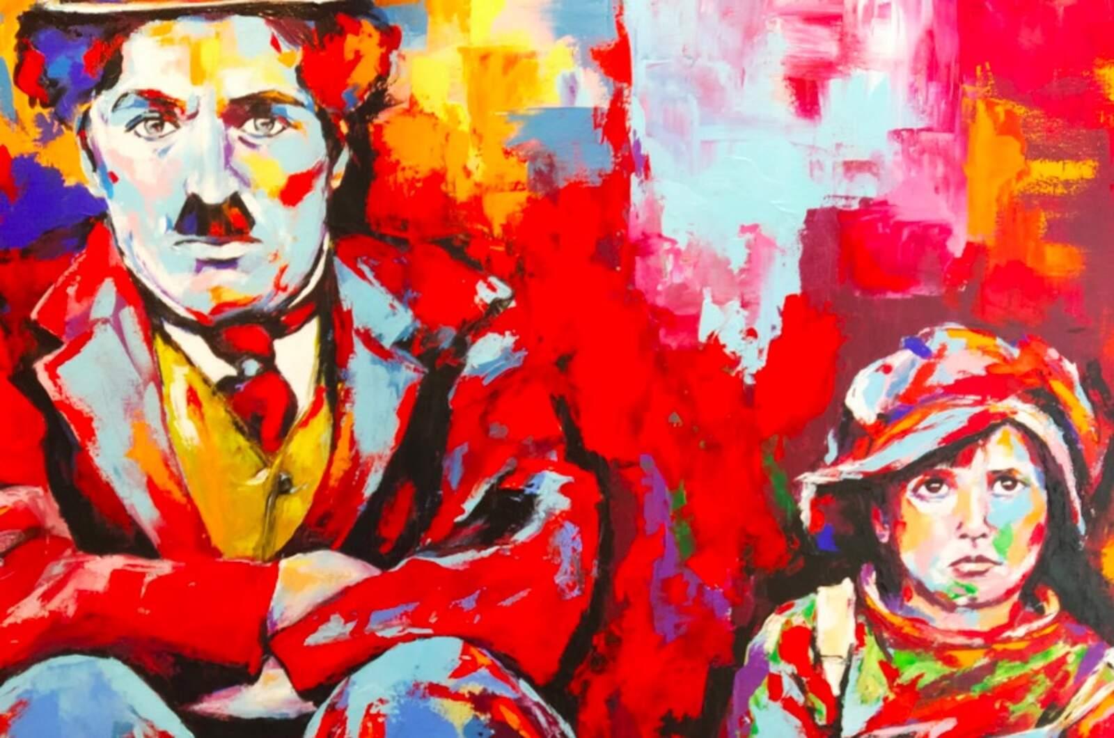 Una de les obres que es poden veure a l'exposició