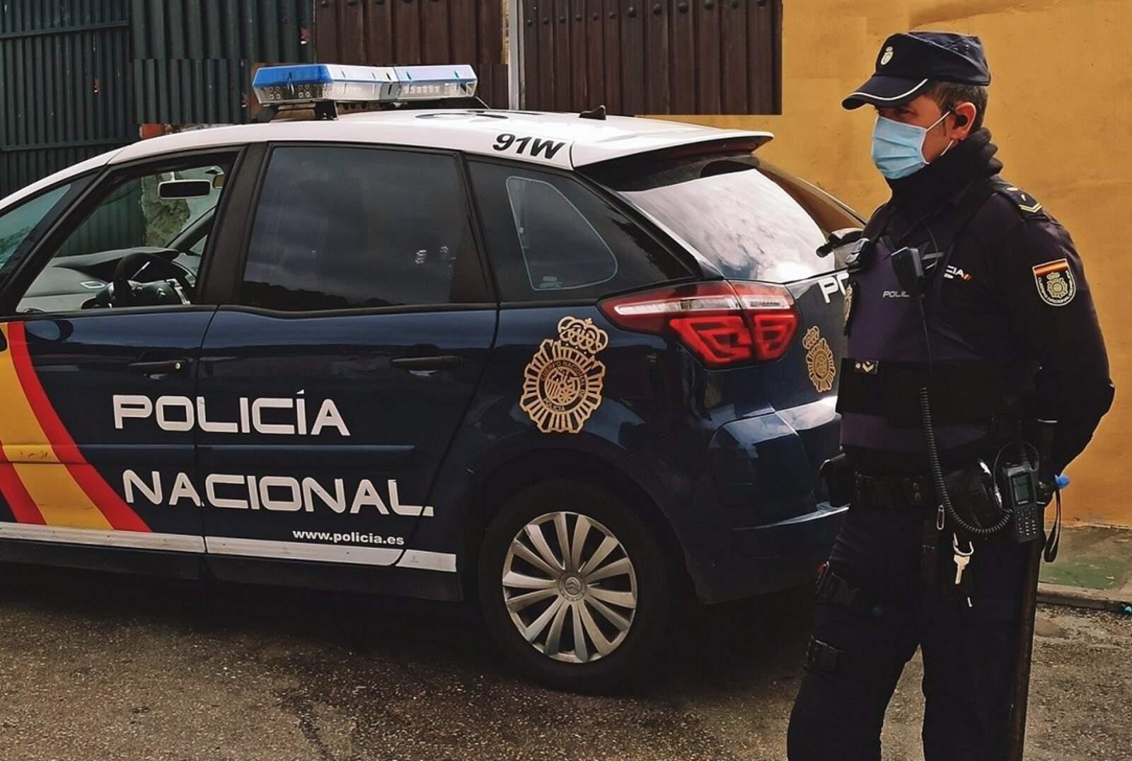 Agent de la Policia Nacional