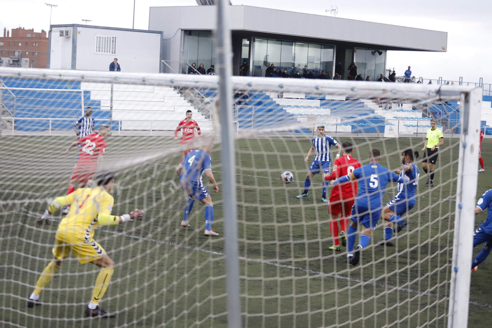 CP San Cristóbal-Terrassa FC