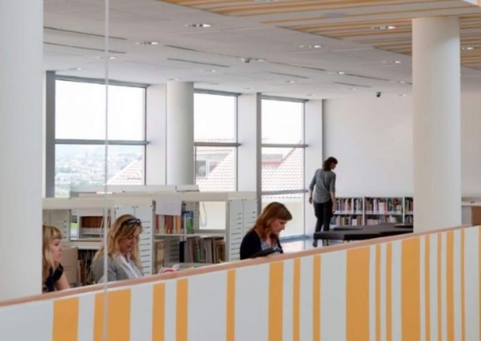 Biblioteca de Castellbisbal
