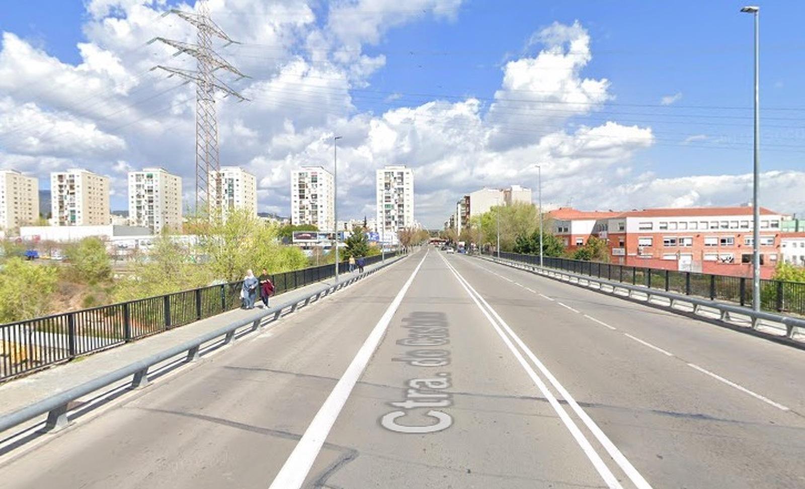 Pont de la carretera Castellar