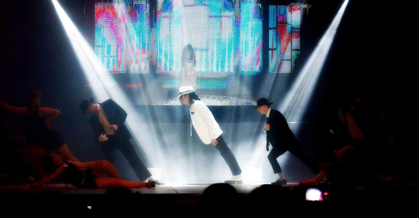 Michael 's Legacy és el millor espectacle musical sobre El Rei de el Pop