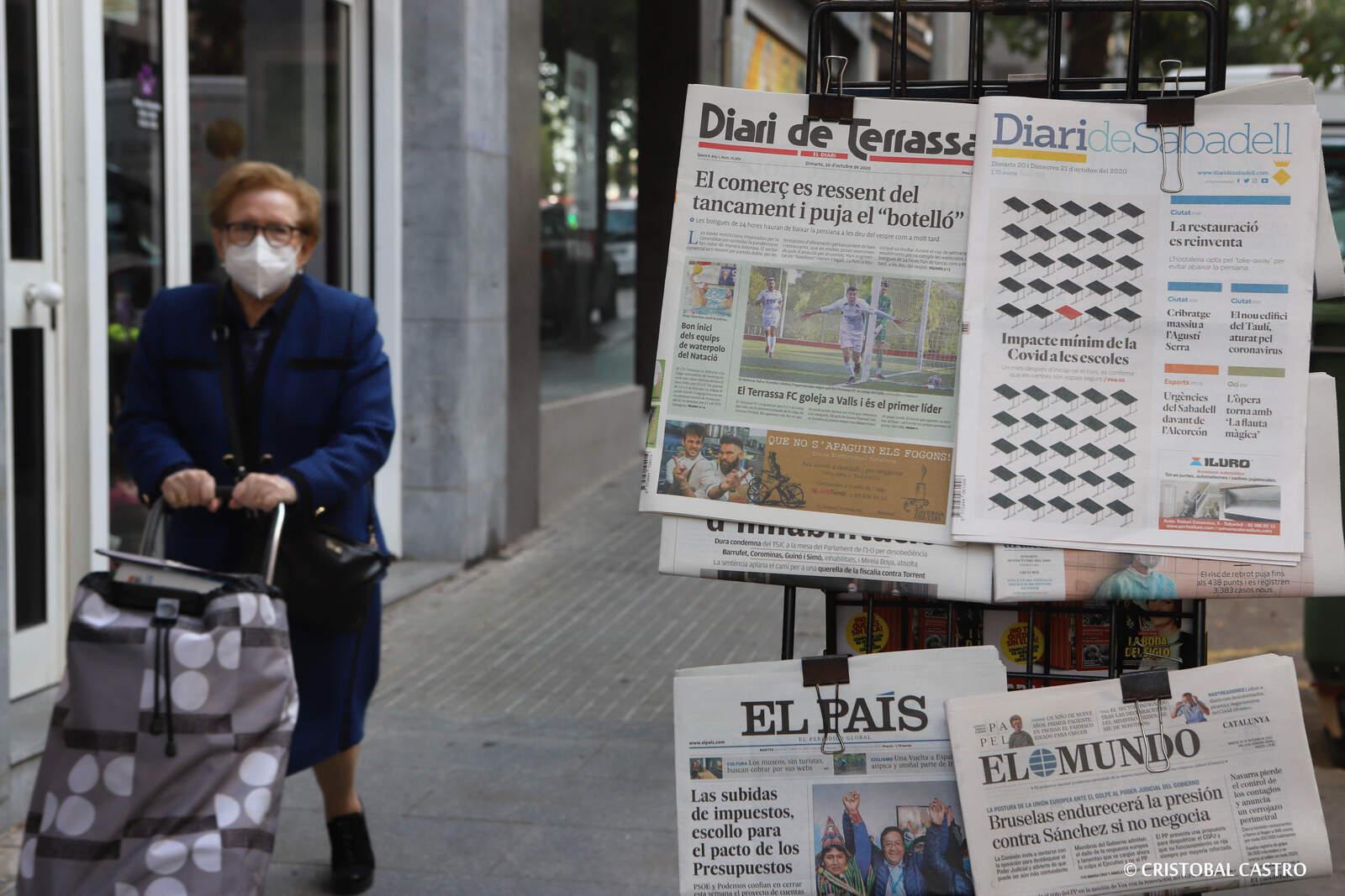 Diari de Terrassa i Diari de Sabadell