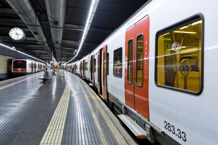 Estació de Sarrià  | FGC