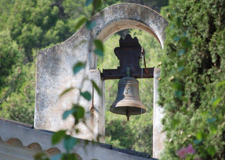 Campana al cementiri de Terrassa  | Josep Maria Escoda