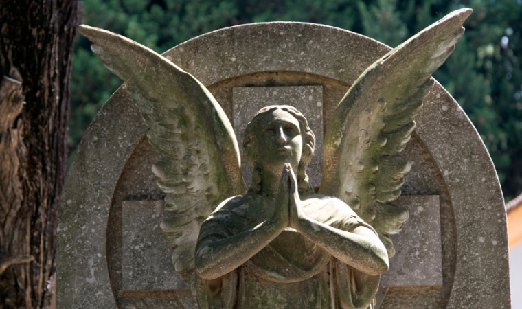 Escultura del cementiri de Terrassa  | Serveis Funeraris Terrassa