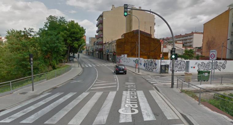 Carretera Montcada amb Germà Joaquim  | G.M.