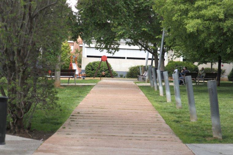 Parc del Nord, al barri de Sant Pere  | Marcel Marsal
