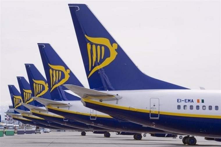 Avions de Ryanair  | Europa Press