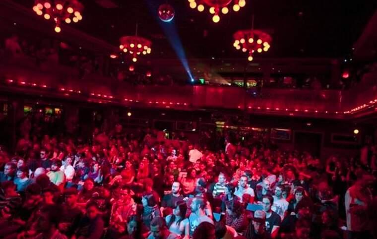 La sala gran de la discoteca Apolo    Europa Press