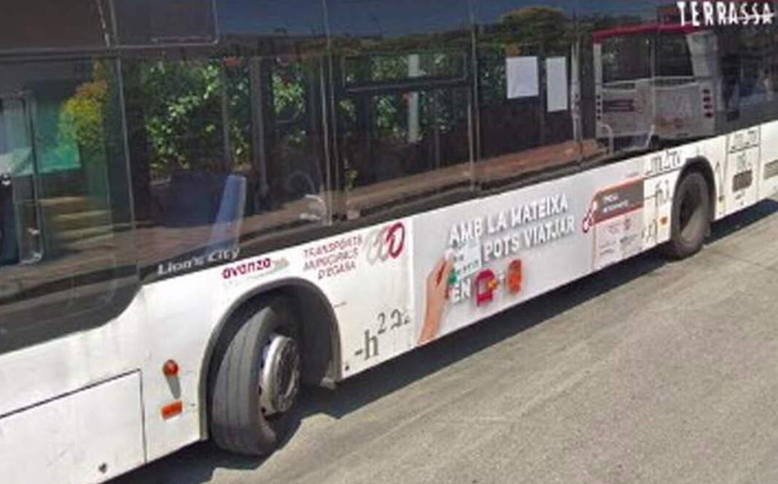 Autobusos de Terrassa a Can Parellada