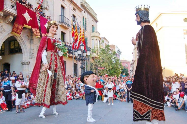 Inici, pregó i capgròs de Festa Major Terrassa 2019  | Ramon Navarro