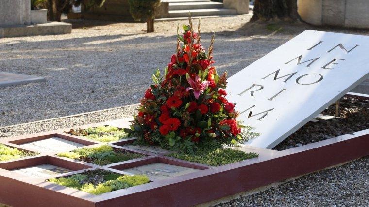 Tots Sants al cementiri de Terrassa  | Cristóbal