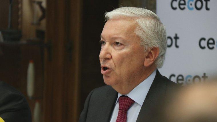 Antoni Abad, president de Cecot  | ACN